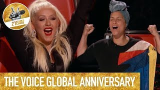 The Voice Global 2nd ANNIVERSARY