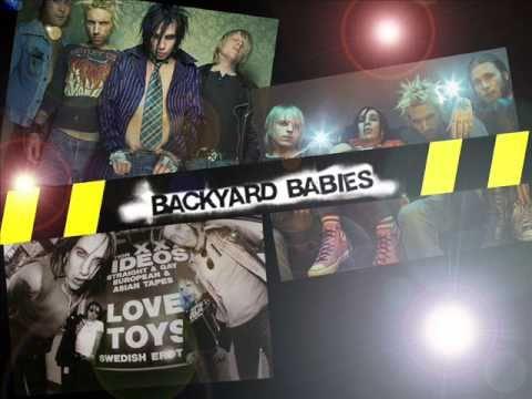 Backyard Babies - P.O.P.