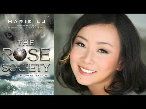 Marie Lu on The Rose Society and Warcross | 2016 L.A. Times Festival of Books