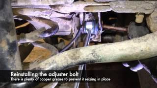 Peugeot 406 Rear Suspension Noise