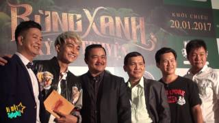 """Livestream: Khán giả """"bao vây"""" Hoài Linh trong họp báo ra mắt phim mới của Khương Ngọc"""