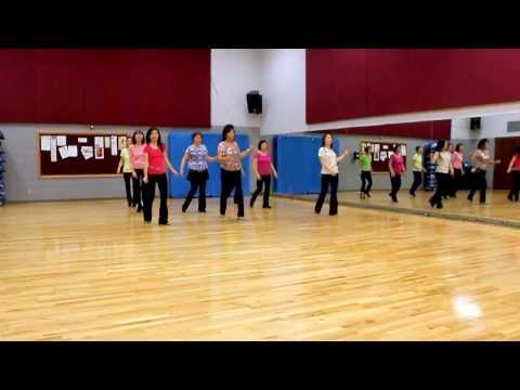 Paradise City - Line Dance (Dance & Teach in English & 中文)