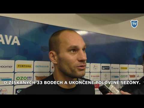 FNL: Rozhovor s Petrem Vaškem po utkání s Olomoucí (1:0).