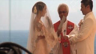 Pernikahan Gading Marten dan Gisella Anastasia - Was Was 16 September 2013