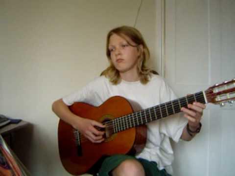 Gasper Sanz; Rujero - gut strung guitar