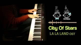 Easy Piano City Of Stars Ryan Gosling Emma Stone La La Land Ost Piano