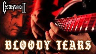 Castlevania II: BLOODY TEARS - Metal Cover by RichaadEB