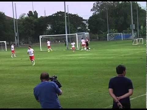 TERO TV Highlight Friendlygame BEC TERO 2-0 Bangkok FC