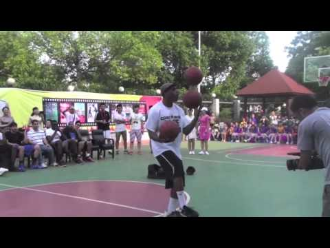 Changsha, China School Visit! | Corey The Dribbler