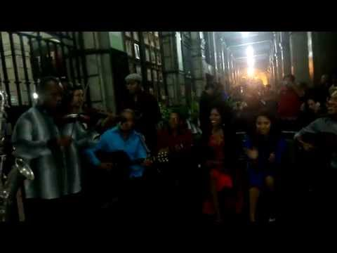 Lura y Mayra Andrade en homenage a Cesária Évora, ANGOLA 2/3 Cuernavaca México 16 Oct 2014