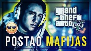 NOVA MAFIJA U GRADU 🤑😎 ! Grand Theft Auto V - RP Avanture #1 🔥