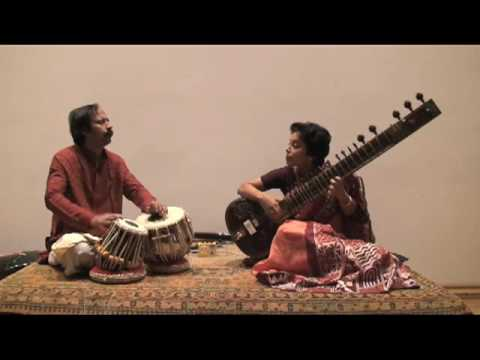 Mita Nag Sitar  &  Saibal Chatterjee Tabla live in Aachen