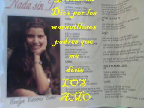 Cancion Cristiana para las Madres- Que Hermosa Bendicion-Evelyn Caceres y Martha Cano