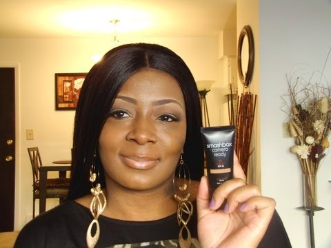 SMASHBOX BB CREAM:REVIEW &amp; DEMO