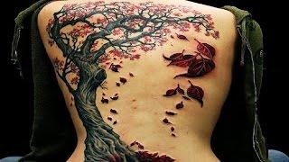 Amazing 3D Tattoo Ideas-Best Body Painting Tattoos-3D Art Illusions!![part1]