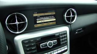 "New Mercedes-Benz SLK R172 (2011) Soundsystem & Interior - Armin Van Buuren ""In and Out of Love"""