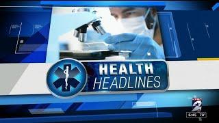 Health headlines for Sept. 19, 2018