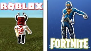 FORTNITE DANCES IN ROBLOX! (Clogams Edition)