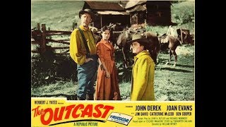 The Outcast (1954) John Derek and Joan Evans
