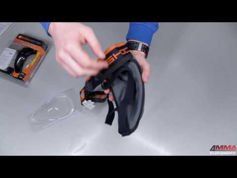Фото:Защита паха Shock Doctor Ultra Pro Grey/Orange