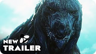 Godzilla Monster Planet Trailer 2 & Making-OF (2017) Godzilla Anime Movie