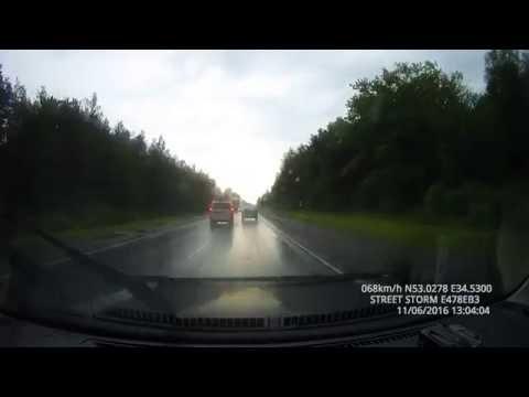 ДТП Брянск трасса М3 11.06.2016