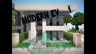 Minecraft Modern Ev # 1 | Level Oyun HQ