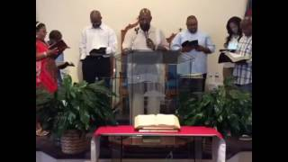 "Rev. Dr. Aaron Willford Jr.: Luke 9: 57- 63 ""The Cost of Discipleship"""