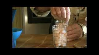 Canning Shrimp
