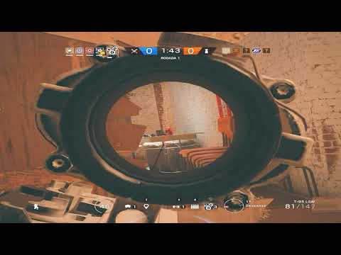 Rainbow six highlight #31