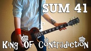 Watch Sum 41 King Of Contradiction video