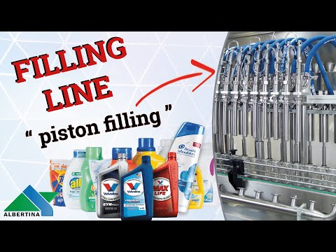 Albertina - filling machine Polaris P