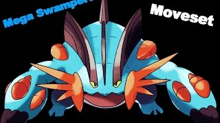 Pokémon Moveset #2 MegaSwampert!