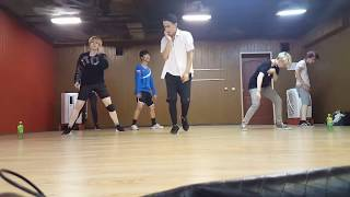 [REHEARSAL] 160911 BTS - Butterfly cover by Just Riot.