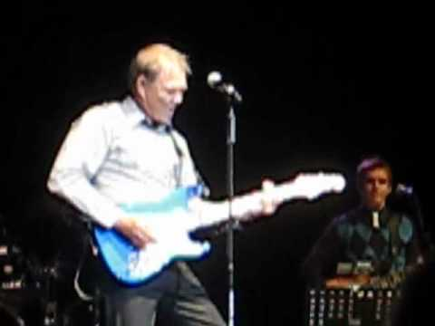 for How is glen campbell doing these days