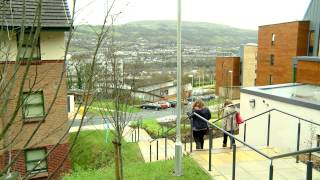 Student accommodation - Treforest campus