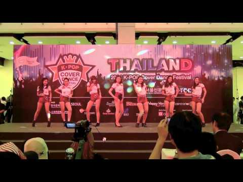 [140927] CG7 cover AOA - Confused + Short Hair @2014 K-POP Cover Dance Festival