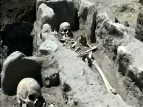 Descubren en Bulgaria cadáveres de vampiros