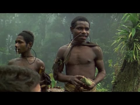 Meeting A Lost Tribe - #Attenborough90 - BBC