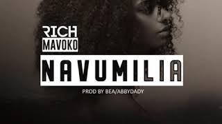 Rich Mavoko - Navumilia (Official Audio)