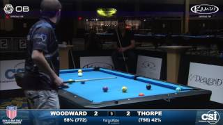 USBTC 9-Ball: Skyler Woodward vs Billy Thorpe