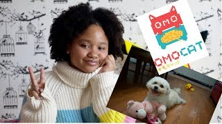 lil omocat haul & review ft. my dog