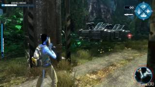 Avatar - The Game HD gameplay RELOADED