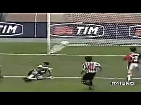 Serie A 1998-1999, day 02 Juventus - Cagliari 1-0 (Grassadonia o.g.)