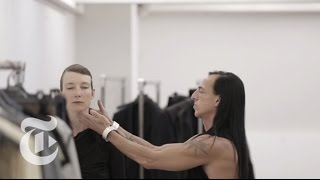 Rick Owens Interview | In the Studio | The New York Times