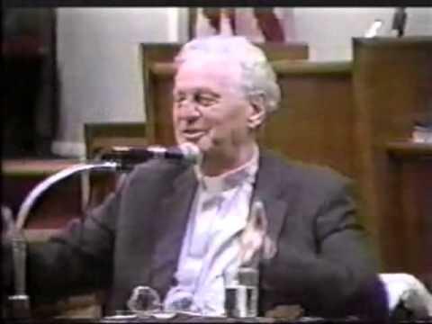 Richard Wurmbrand - Nimic nu se schimba (predica) (video)