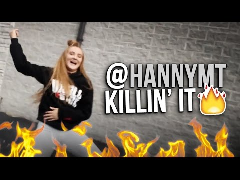 @Hannymt Killing It With The Dance Moves (WSHH Exclusive - Dance Video)