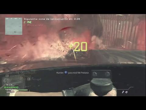 El Primero y SIN Matar!! - Modern Warfare 3 - Zona de Lanzamiento