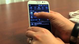 LG Optimus G Pro Unboxing