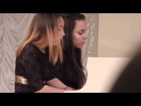Дворжак Антонин - Славянский танец №3, для двух ф-но